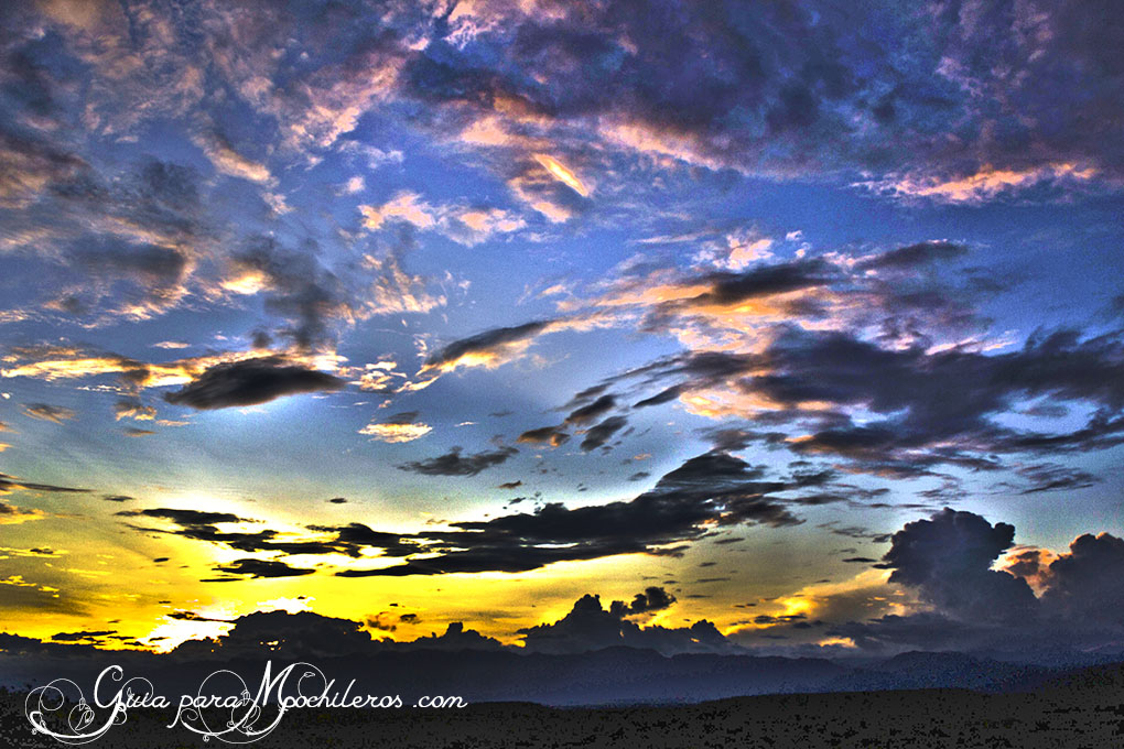 Cielo del desierto de la Tatacoa