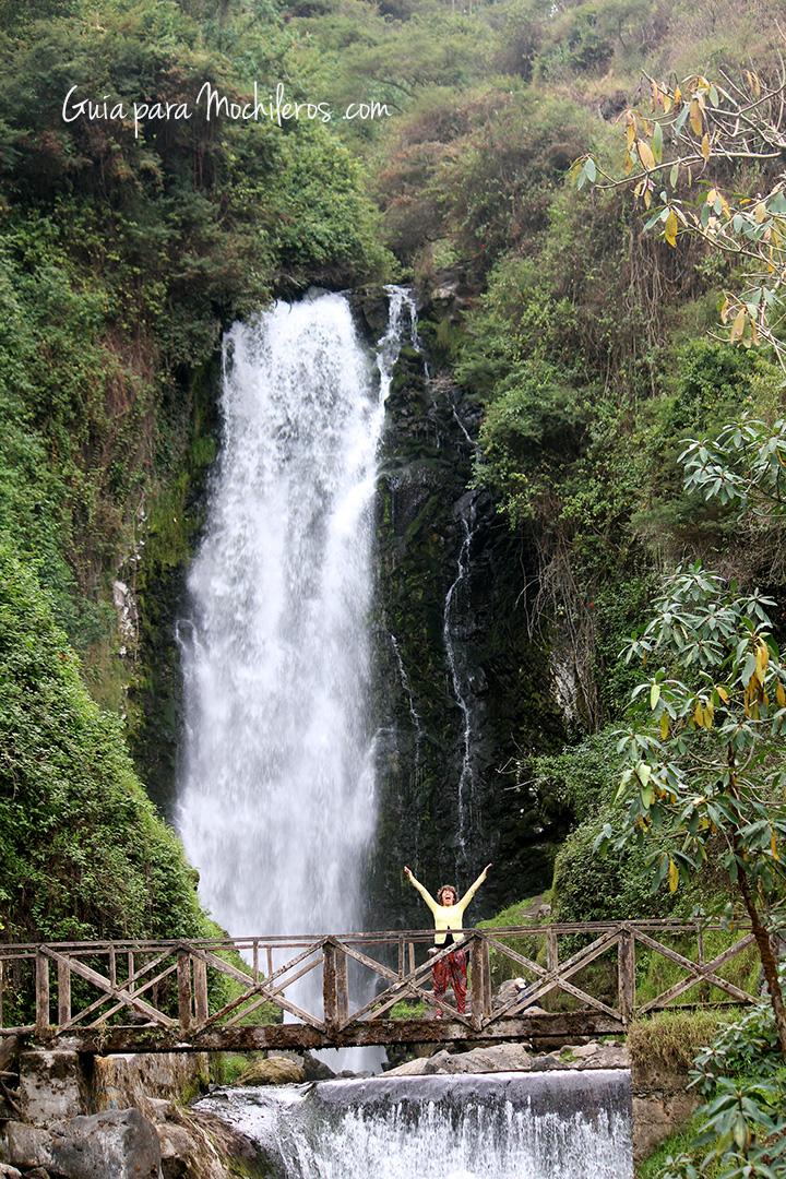 Cascada de Otavalo