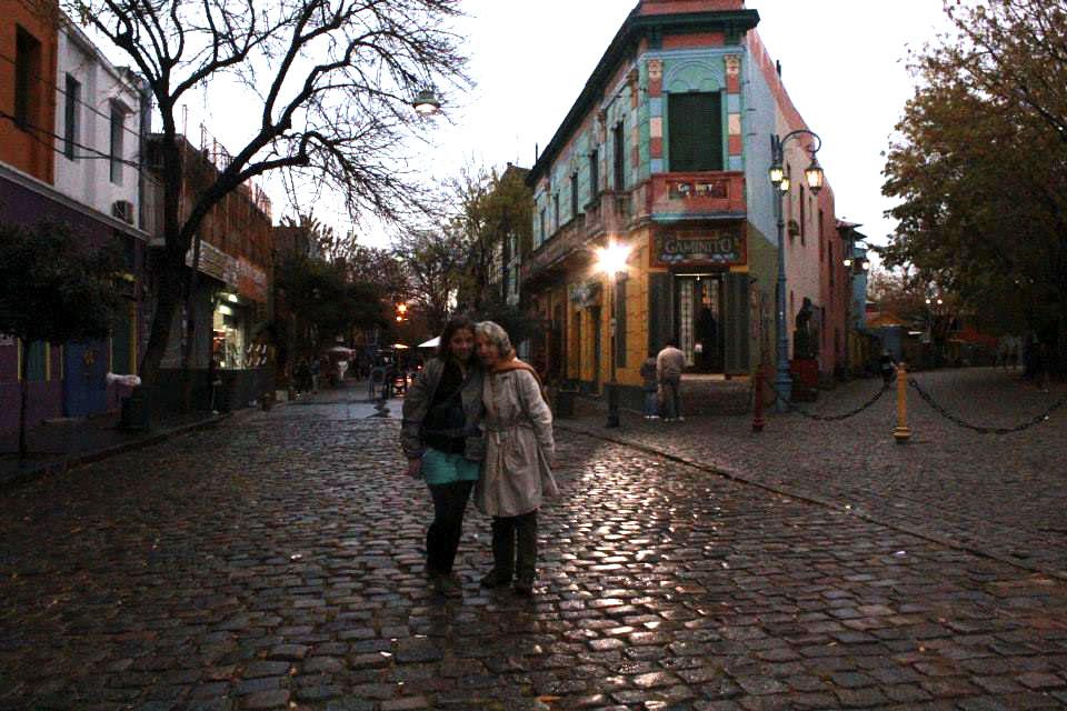 De Jujuy a Buenos Aires