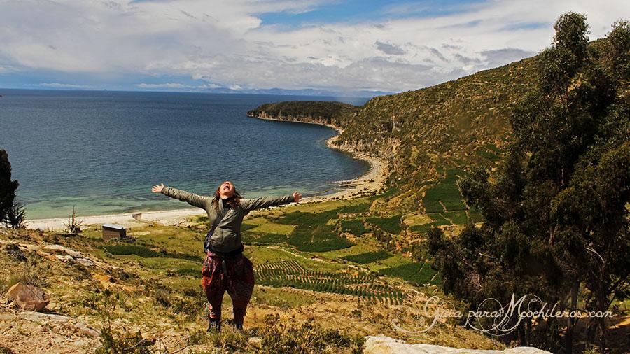 A la Isla del Sol desde Perú