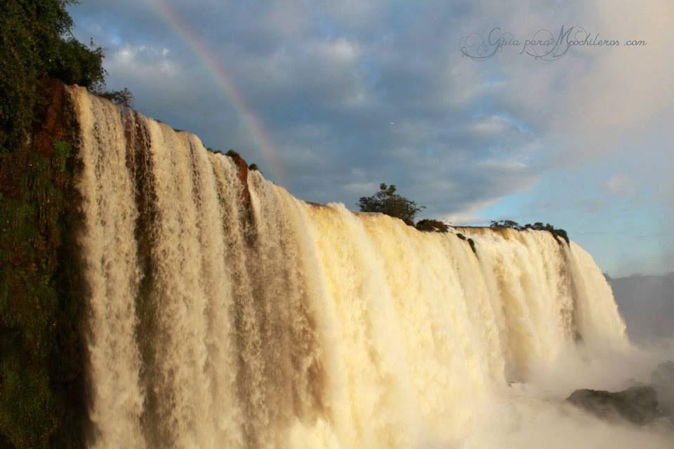 La Triple frontera de Iguazú