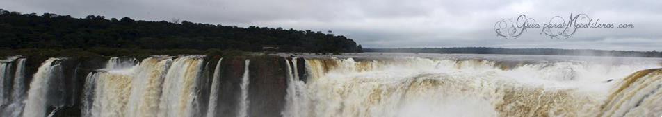 panoramica Iguazú