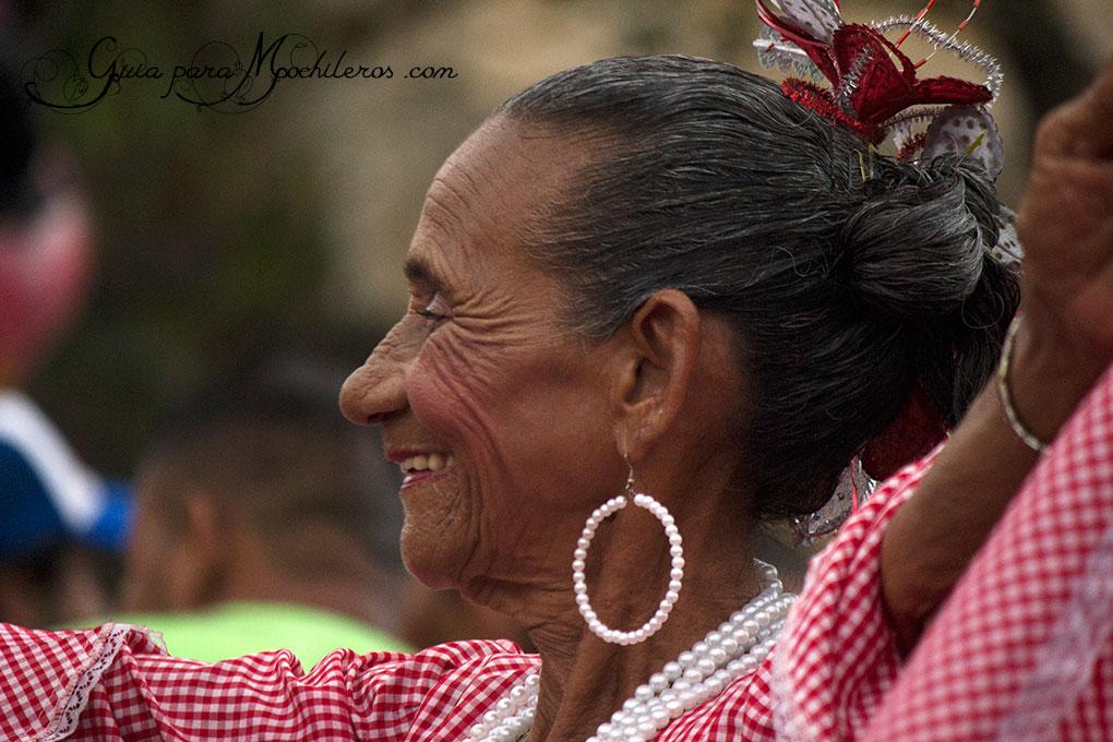 Adultos mayores en Carnaval