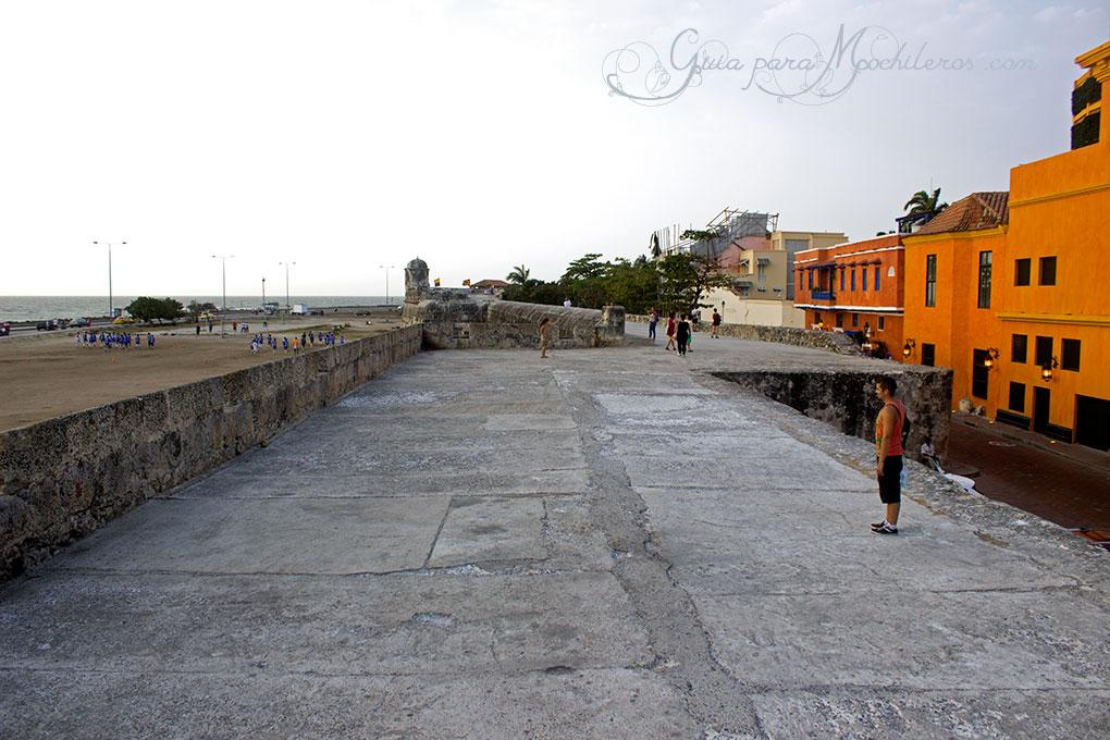 Ciudad amurallada de Cartagena