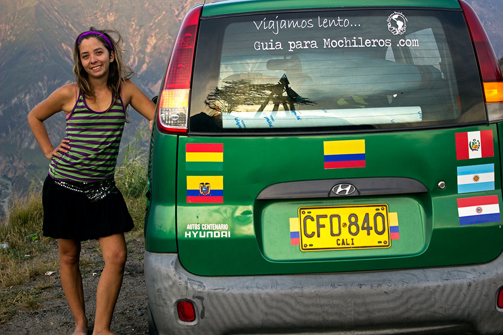Algunas Personas Simplemente Nacieron Para Recorrer El Mundo: Viajar En Auto Con Presupuesto Mochilero