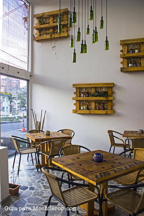 Restaurante Olivo Manizales