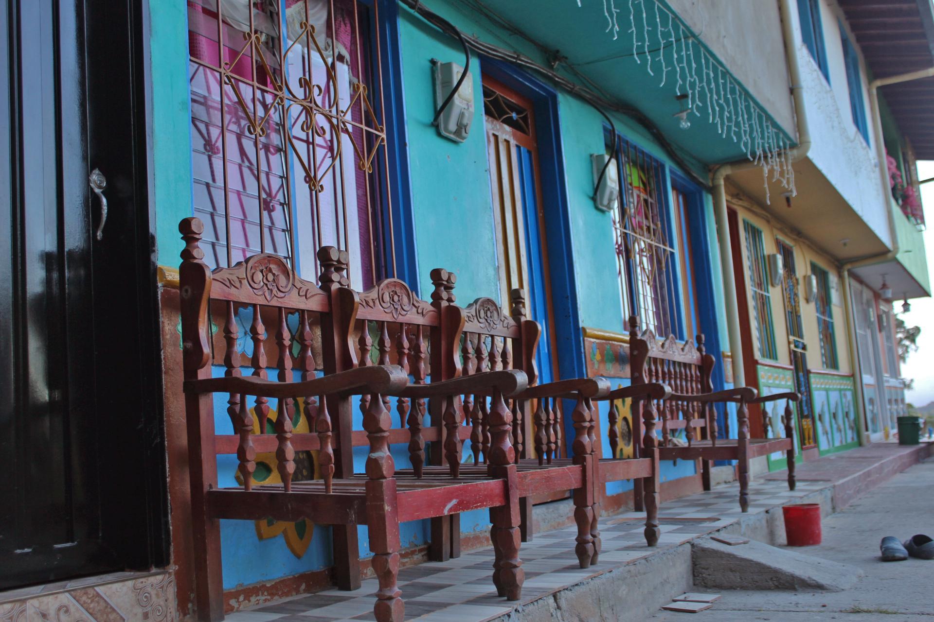 Los Colores de Guatapé