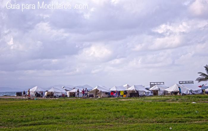 Campamentos cubanos