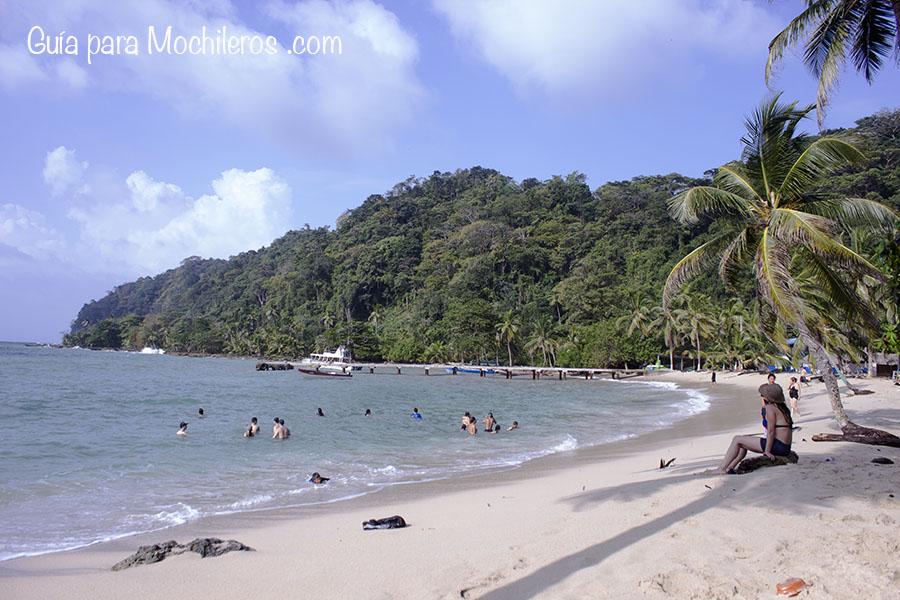 Playa La Miel Panamá