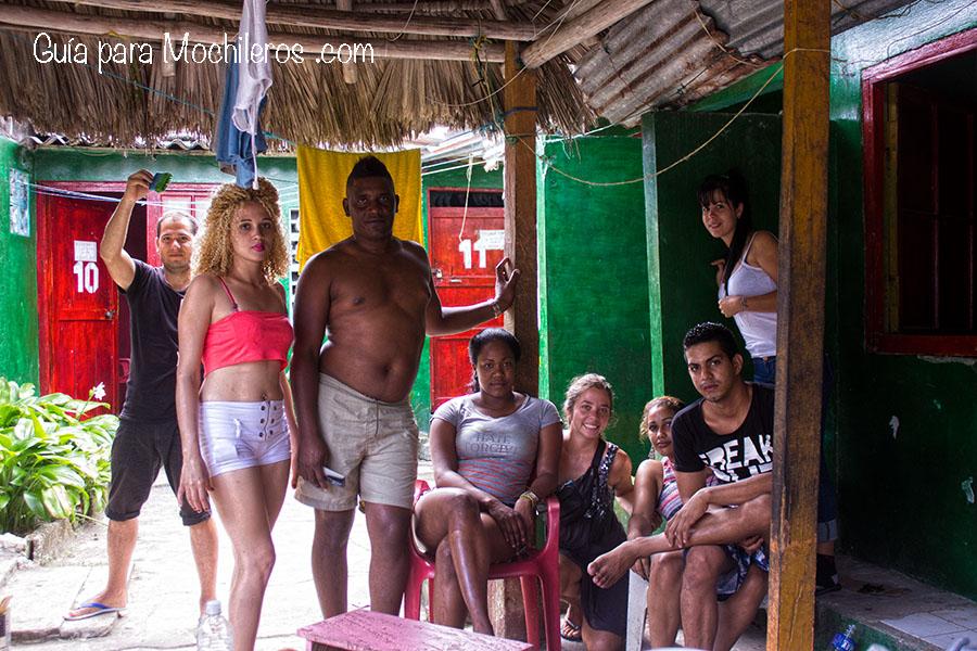 mis amigos cubanos