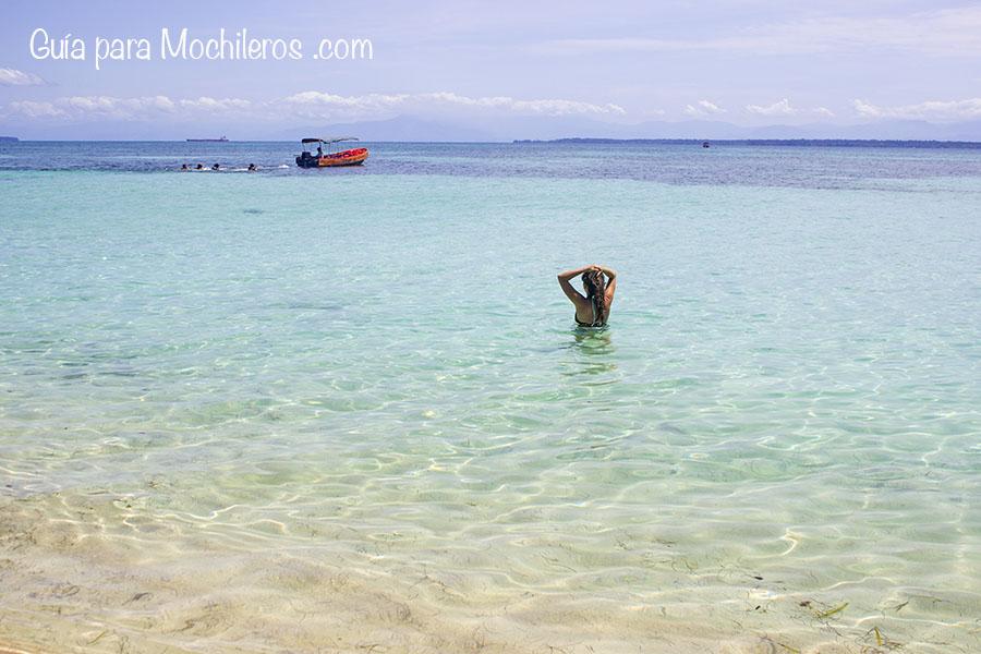 sola en Bocas del Toro