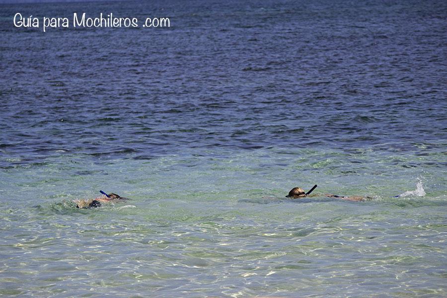 snorkel Bocas del Toro