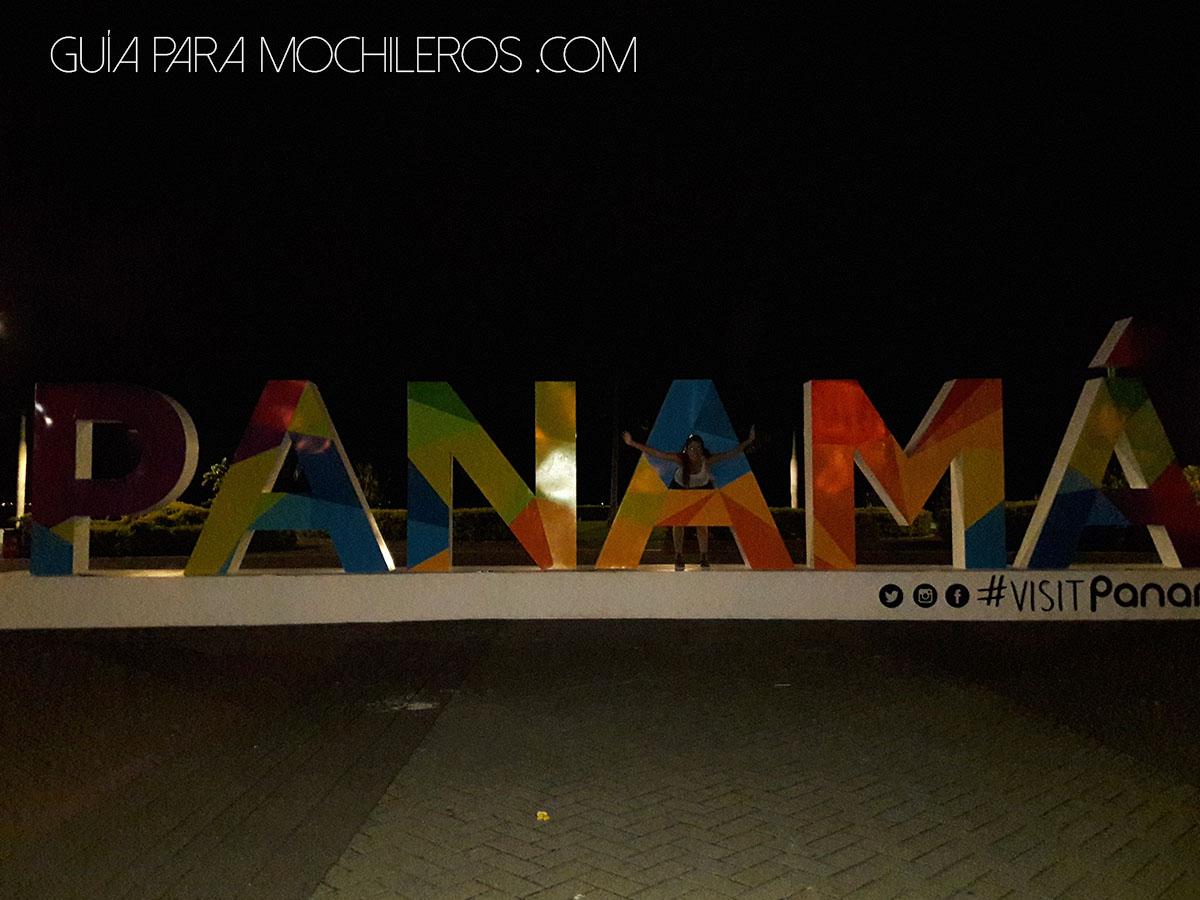 Fotografía típica de Panamá (tomada con el celular)