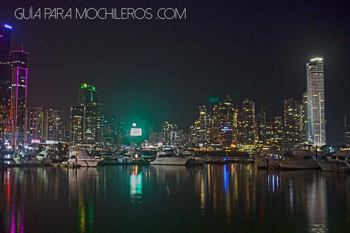 Ciudad de Panamá, puente del mundo