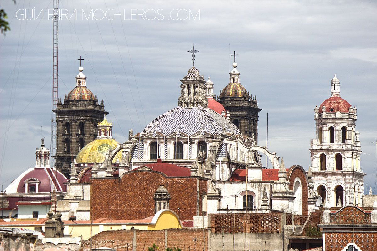 Puebla de Zaragoza y Cholula