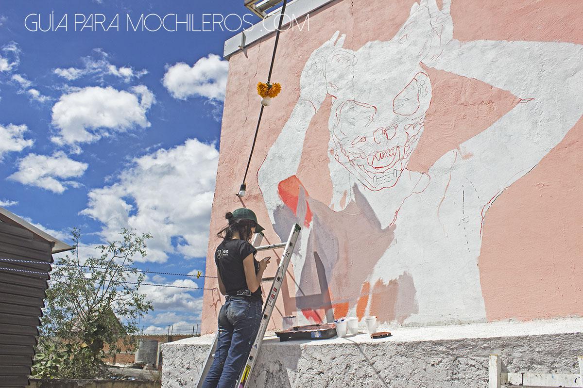 Mural, México
