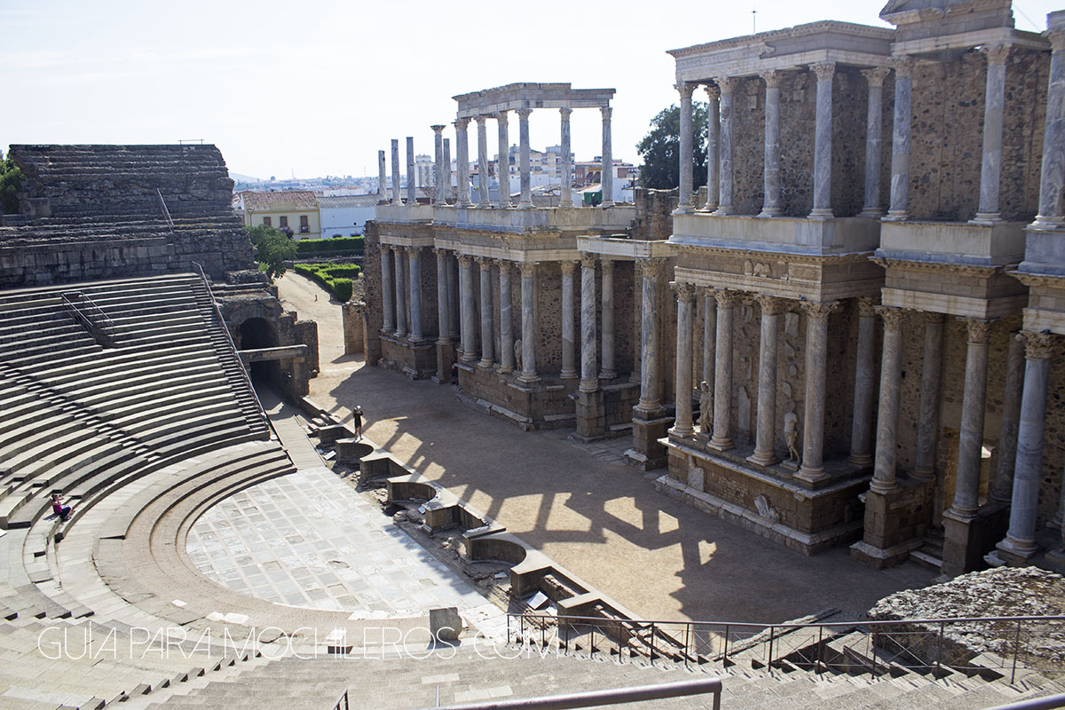 Teatro romano en España