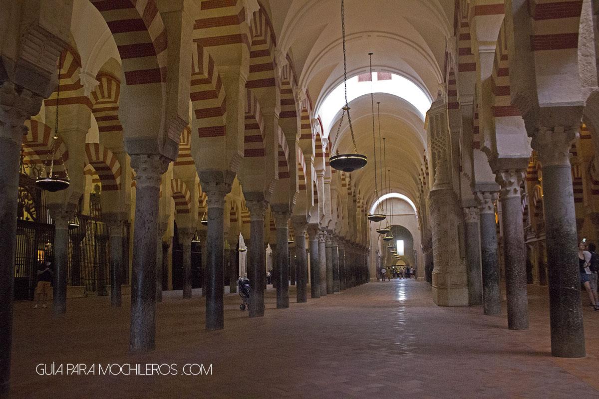 Mezquita de Cordoba, España