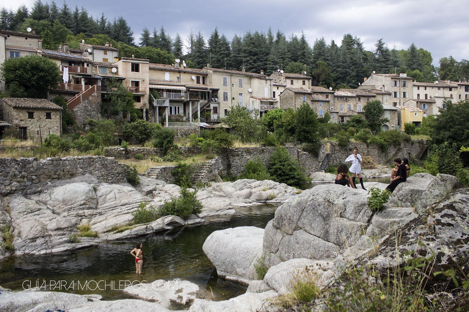 Río de Lasalle Les Cevennes