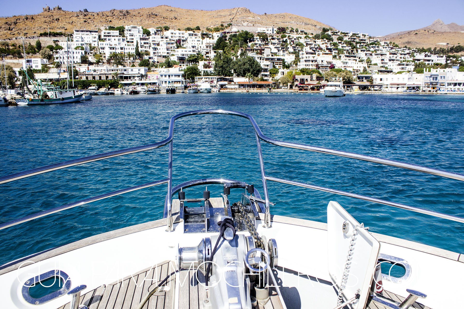Viaje gratis en barco