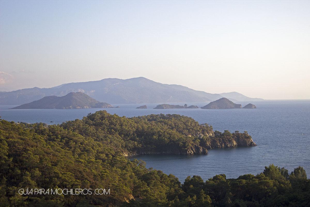 Costa de Turquía