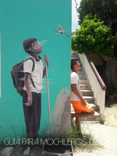 Murales Holbox