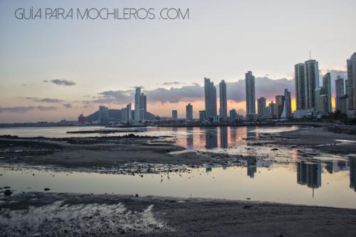Panamá marea baja