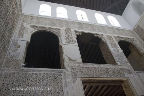 Pared mezquita de Cordoba
