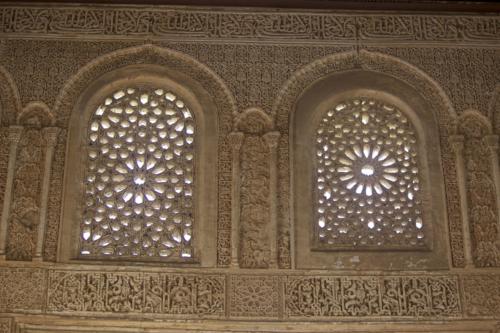 Ventanas alhambra