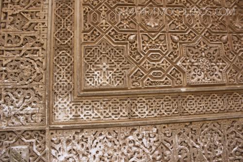 detalles alhambra