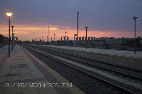 estacion de trenes merida