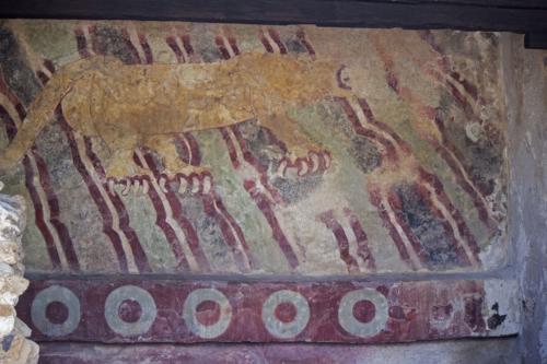 jaguar teotihuacan