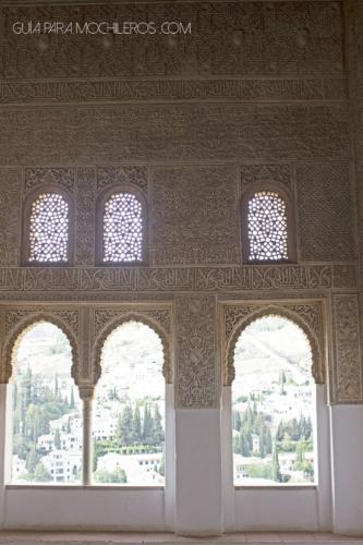 pared alhambra